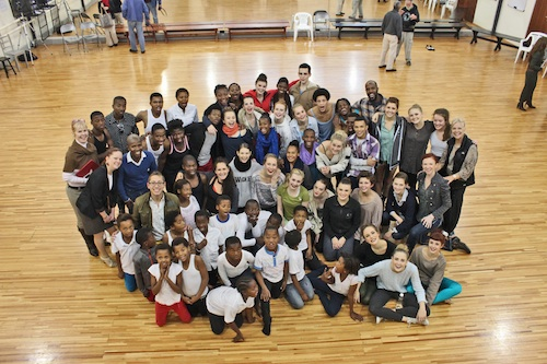 Four communities come together in a final performance at the Cape Academy of Performing Arts